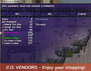 Whorelords 2.0 demo buy and sell