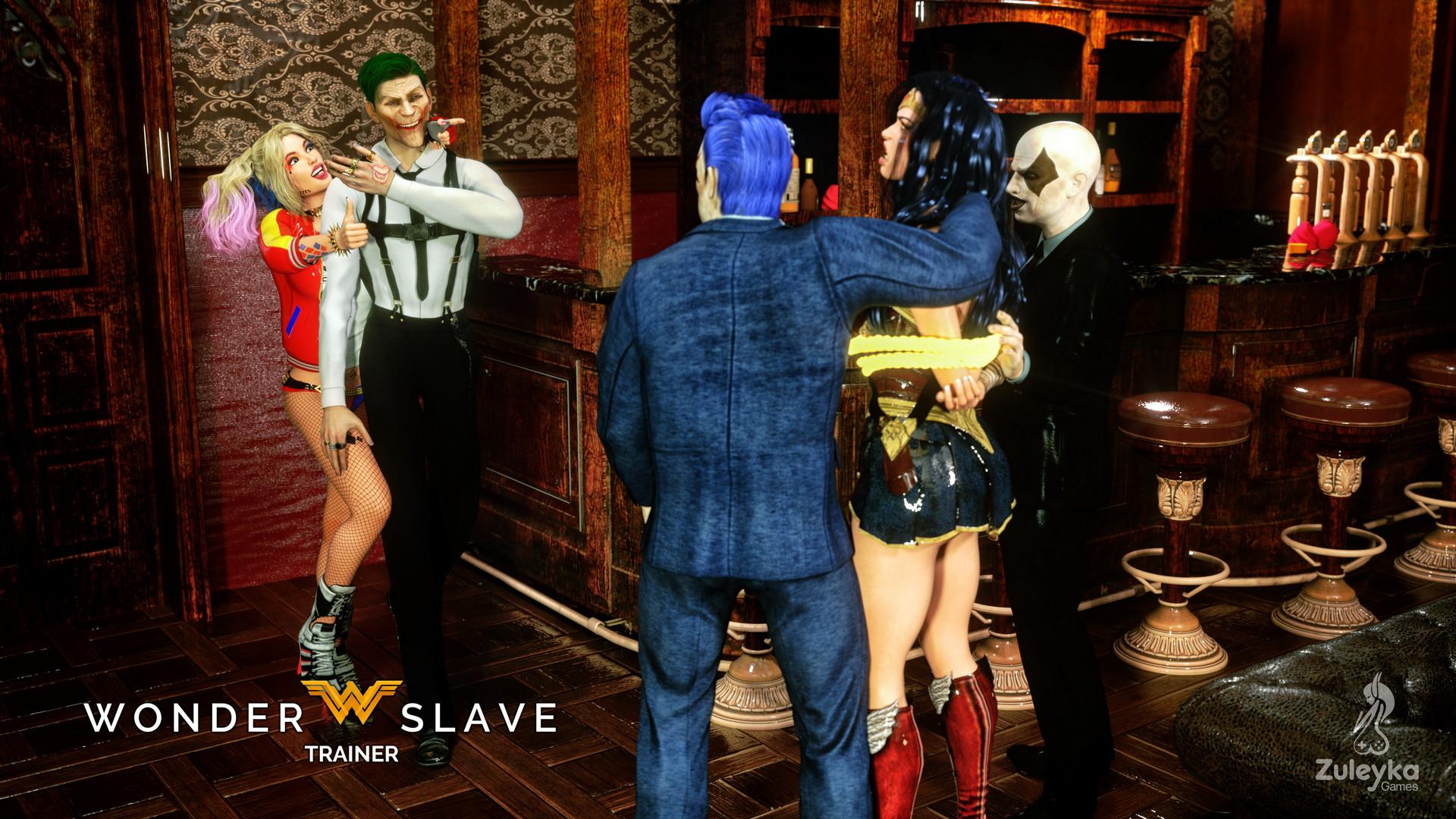 Wonder Woman Sex Slave Poll